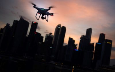 How a Drone Company Connected to International Investors
