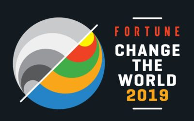 """Fortune's """"Change the World"""" List Companies Most Inspiring Initiatives"""