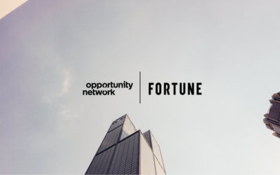 FORTUNE and Opportunity Network Announce Partnership to Connect Business Leaders