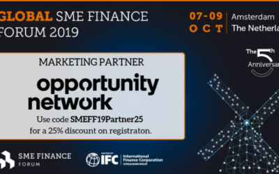 Global SME Finance Forum and Opportunity Network Partners for its 5th Anniversary