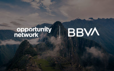 Partnership with BBVA Brings Opportunity Network to Peru