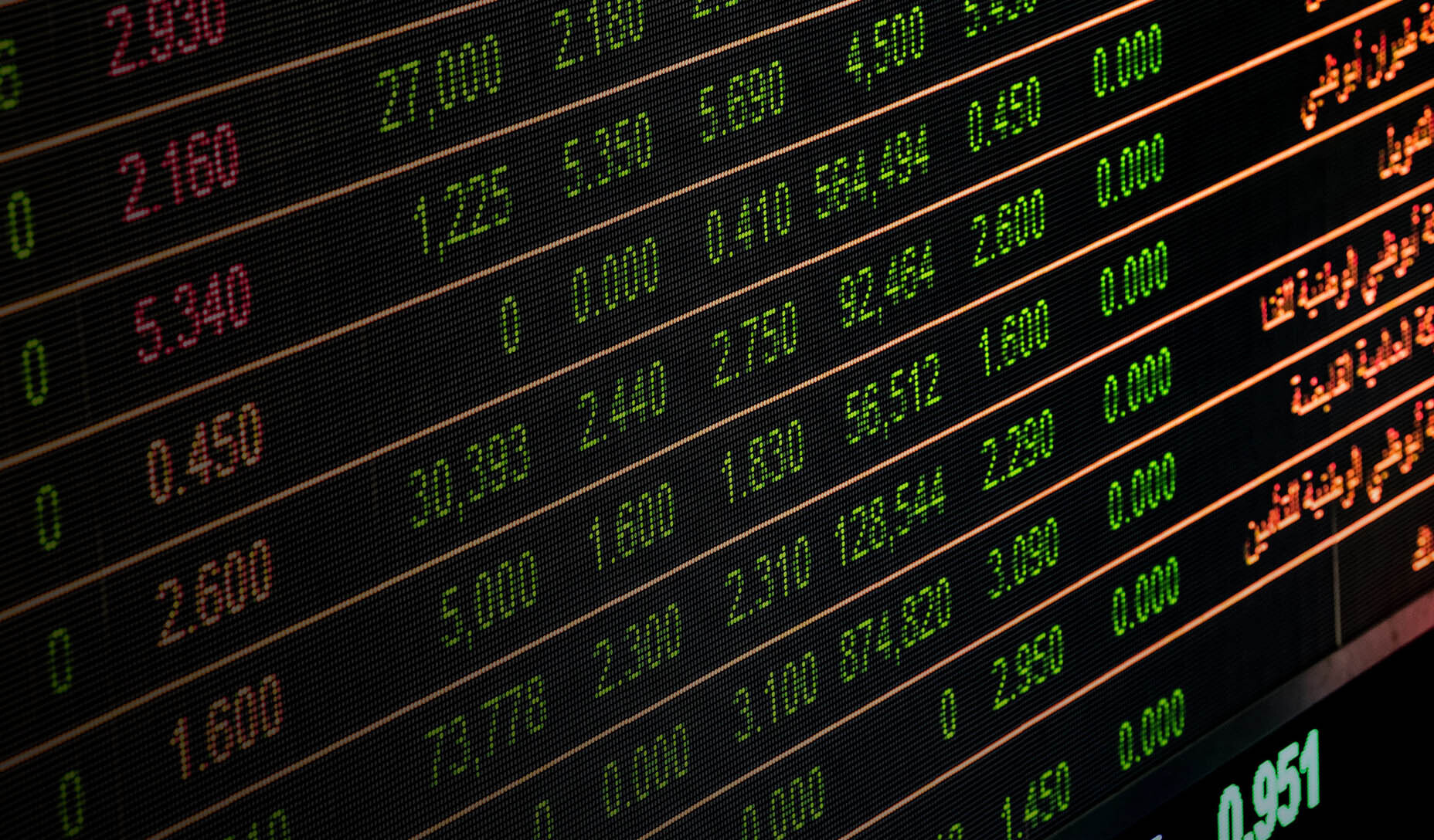 Crowdfunding Investment Ticker