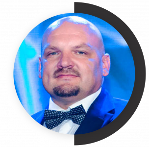 Rafal Wlazlowski Polish member