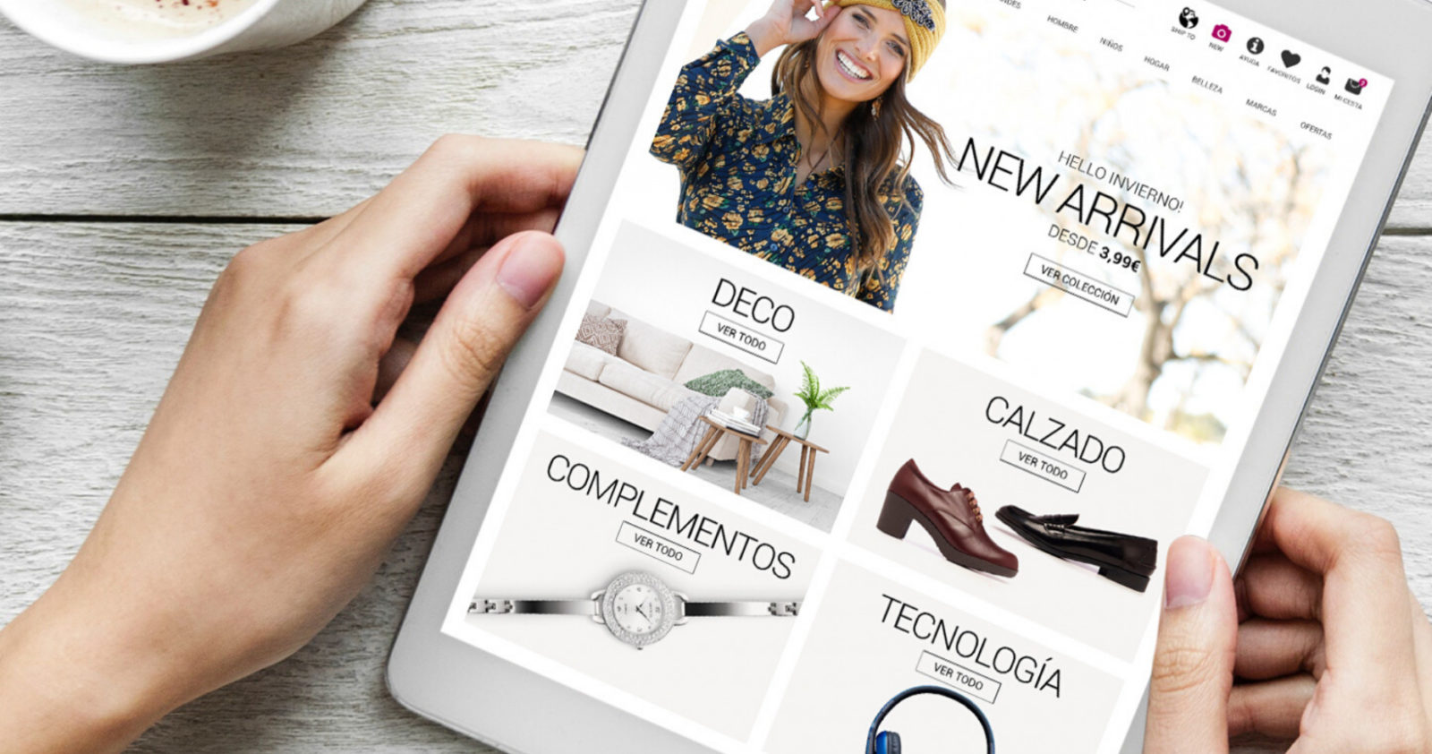 Venca ecommerce - digital transformation in the retail industry