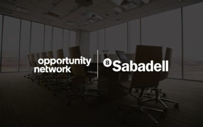 Opportunity Network Welcomes Banco Sabadell as Vetting Partner in Spain